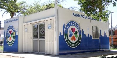 La Florida destaca su red de farmacias ciudadanas con funcionamiento de sus dos primeras sucursales