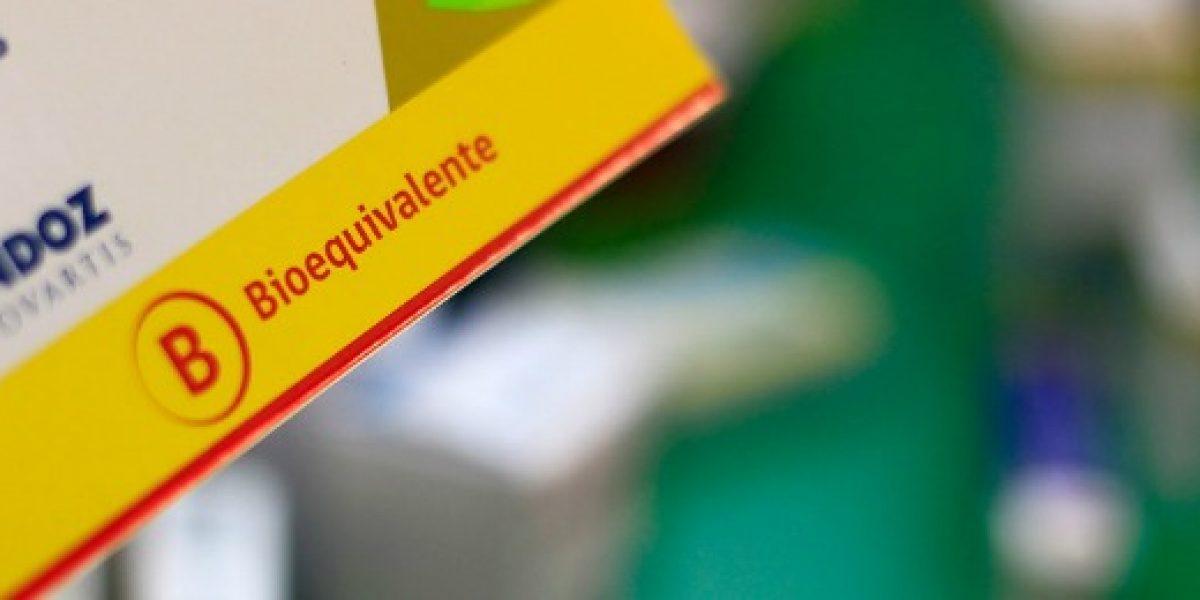 Precio de medicamentos genéricos ha subido 9,7% en los últimos 10 meses