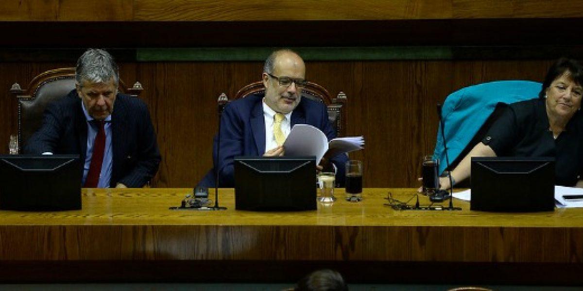 Ministro Valdés tras aprobación de Presupuesto 2017: tiene avances