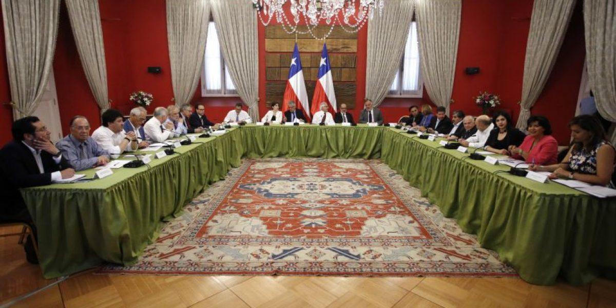 Gobierno y NM sostienen reunión para definir prioridades legislativas