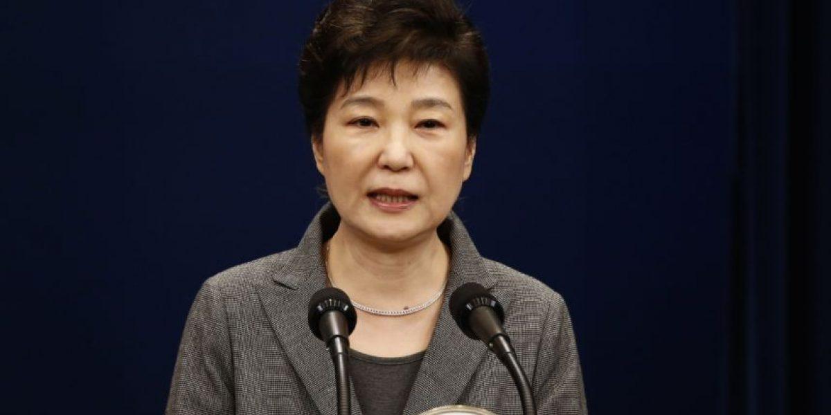 Anunciada dimisión de presidenta de Corea del Sur pondría en riesgo nuevo sistema antimisiles