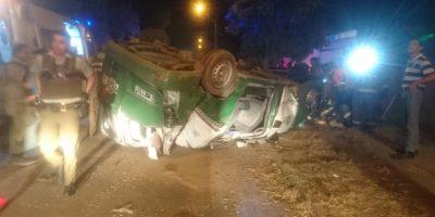 Tres carabineros heridos en medio de persecución policial en San Miguel