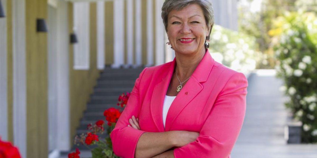 Ministra sueca de Empleo cuenta cómo conviven sindicatos y empresarios en su país
