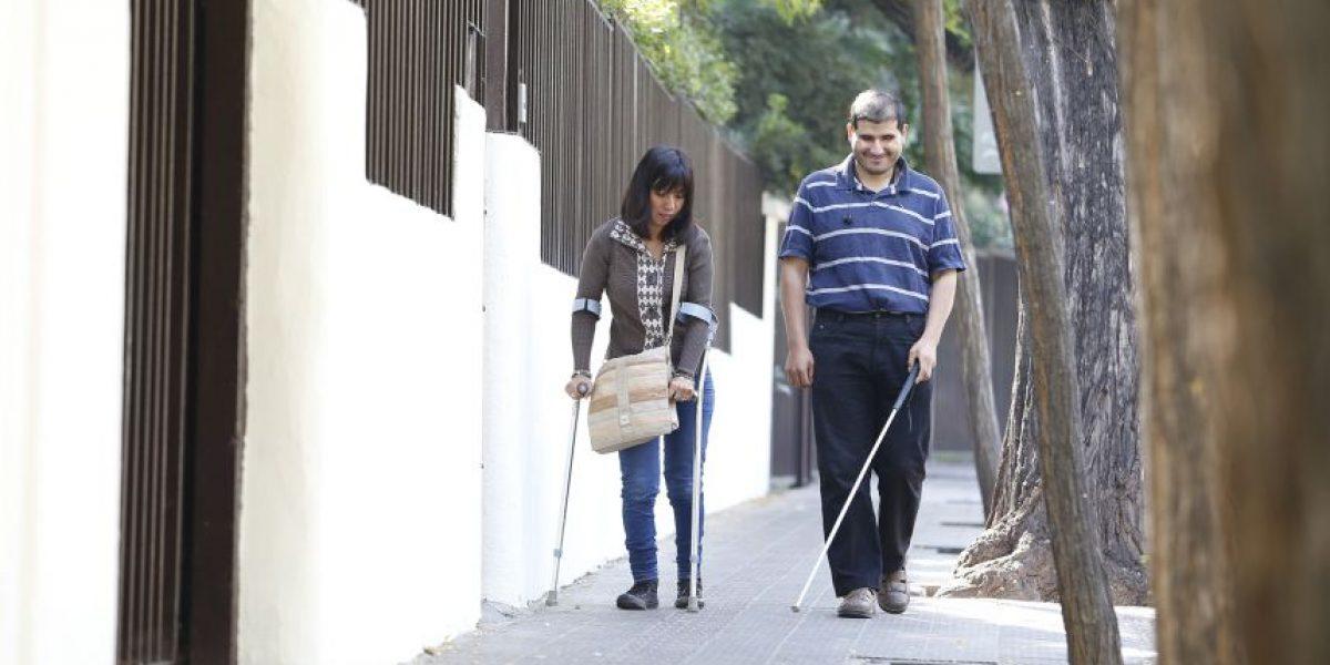 Estudio: a un 60% suben tiempos de viaje de personas discapacitadas en transporte público