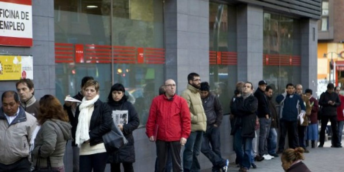 Desempleo en la zona euro cae del 10% por primera vez en cinco años