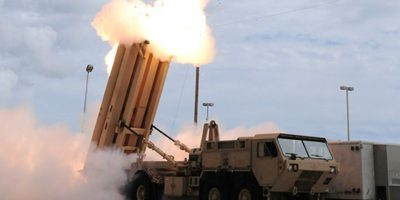 El sistema móvil Thaad es capaz de interceptar misiles balísticos en vuelo. Foto:US Missile Defense Agency. Imagen Por: