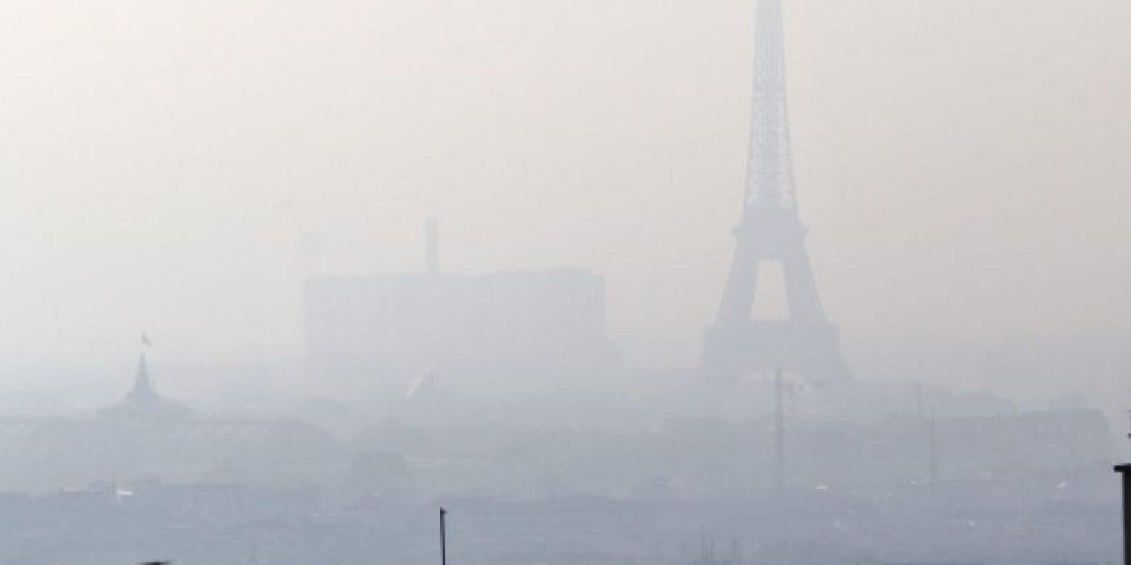 París, contaminado. Foto:AFP. Imagen Por: