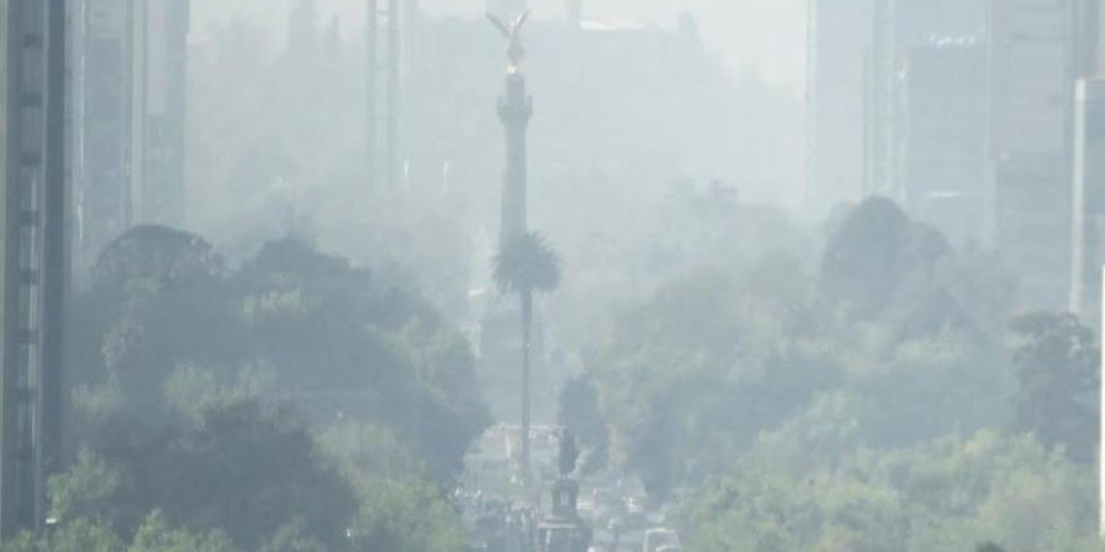 Ciudad de México. Foto:Efe. Imagen Por: