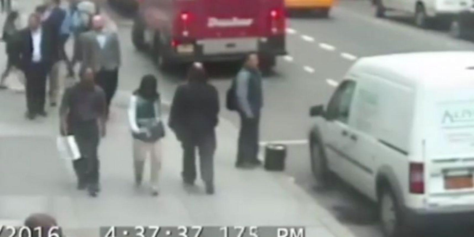 El hecho ocurrió el pasado 29 de noviembre en Manhattan y según la policía el botín fue avaluado en US $1,6 millones. Image Caption Foto:Reproducción. Imagen Por: