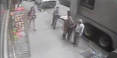 El hecho ocurrió el pasado 29 de noviembre en Manhattan y según la policía el botín fue avaluado en US $1,6 millones. Foto:Reproducción. Imagen Por: