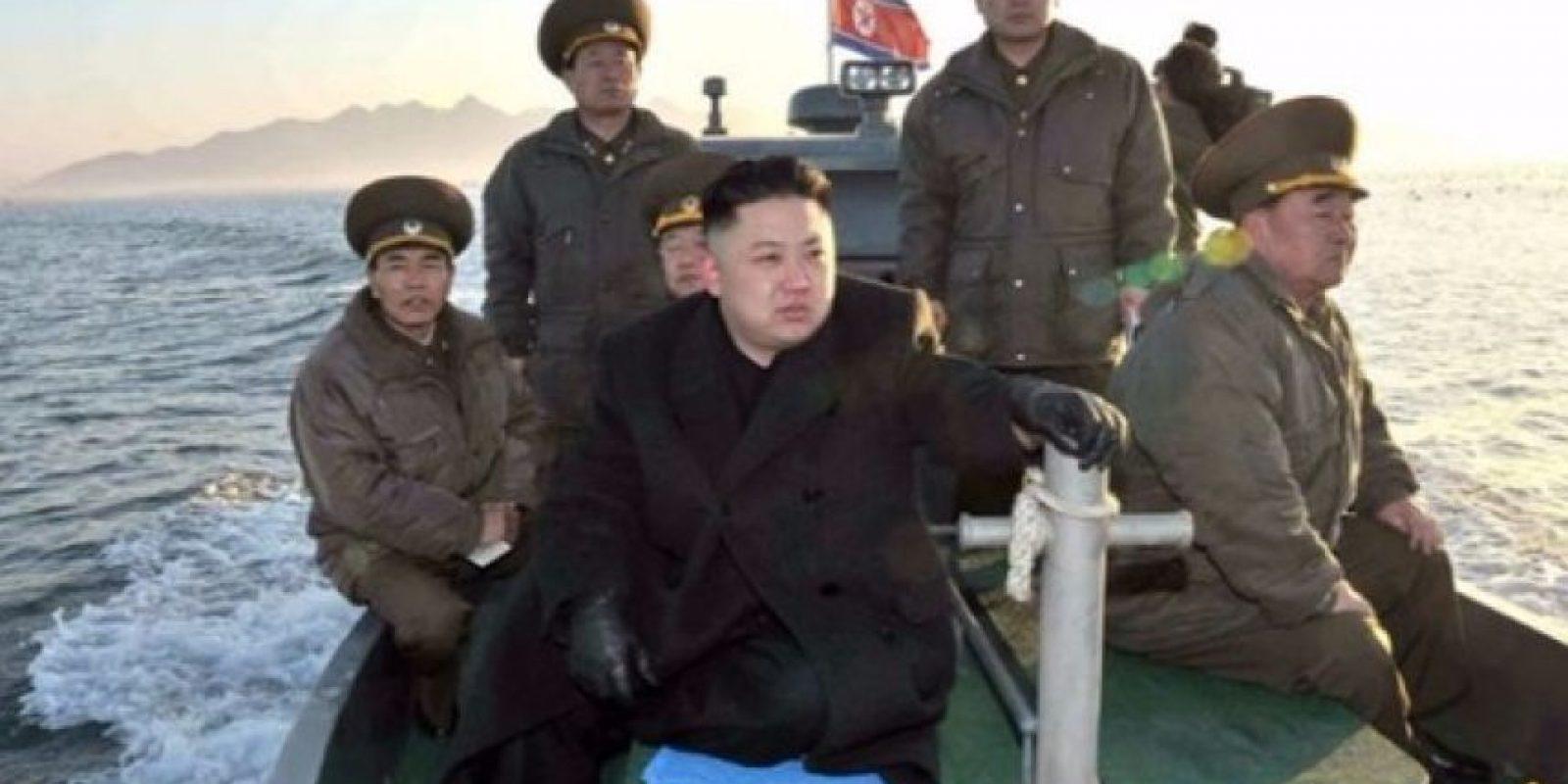 """Los ejercicios militares norcoreanos tomaron como blanco hipotético a cinco islas y a """"órganos dirigentes reaccionarios"""" en Seúl y otras ciudades. Foto:Afp. Imagen Por:"""