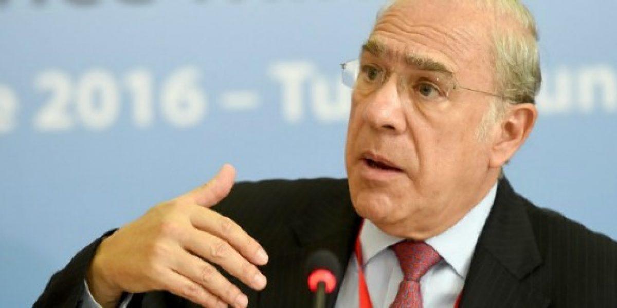 Ocde dice que es más preocupante la crisis de confianza que el bajo crecimiento económico