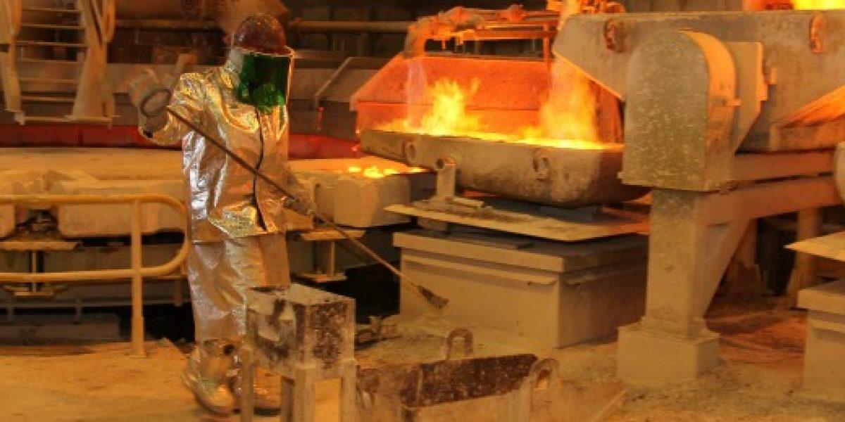 El precio del cobre baja 1,5% y cierra la semana en 2,60 dólares la libra