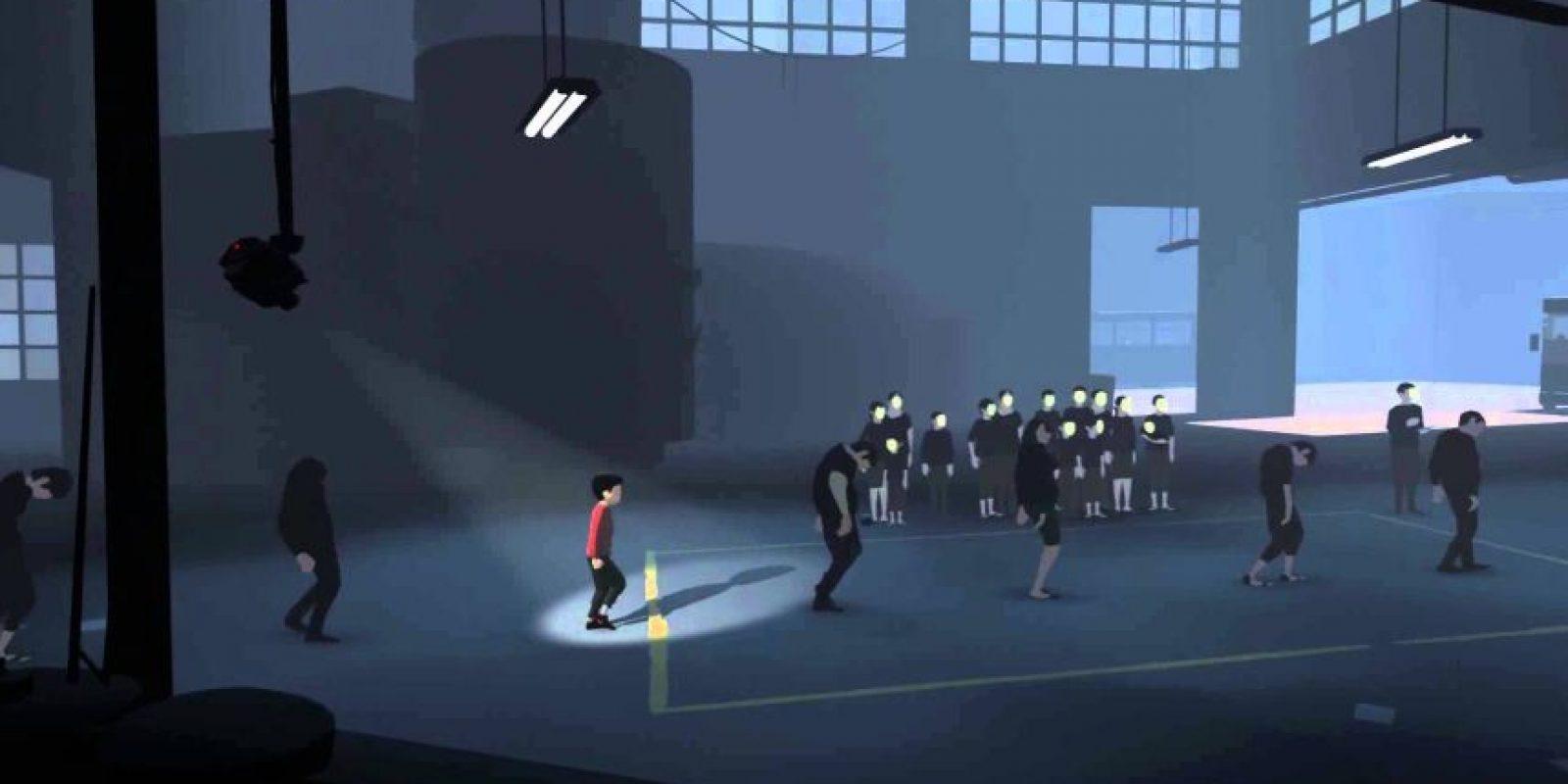 """""""Inside"""" fue una de las sorpresas. El juego de Paladead era considerado una secuela del éxito """"Limbo"""". Ganó en """"mejor arte"""". Recordemos que su predecesor """"Limbo"""" salió en 2010, cuando no existían los """"Game Awards"""" Foto:Game Awards. Imagen Por:"""