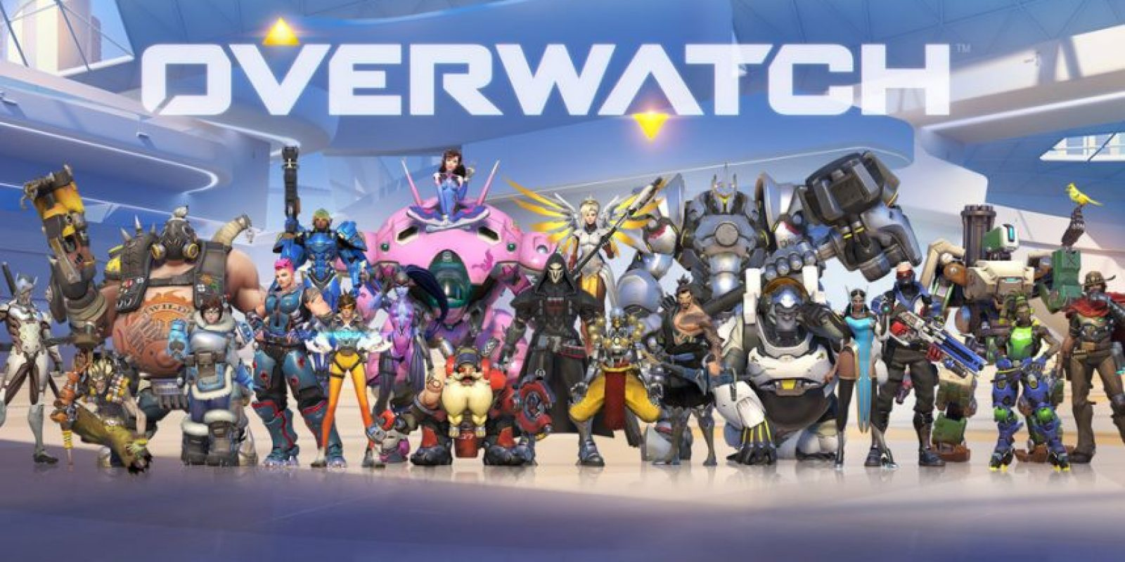 """""""Overwatch"""" fue considerado el gran ganador, consiguiendo 4 premios de los 6 a los que postuló. Entre ellos, el galardón a """"mejor juego del año"""". Foto:IGN. Imagen Por:"""
