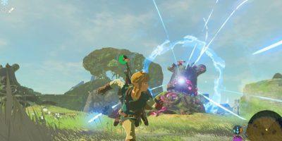 """El juego más esperado de este año es """"The Legend of Zelda: Breath of Wild"""". esta nueva entrega de la gran saga de Nintendo llegará a fines de marzo de 2017, junto con Nintendo Switch. Foto:Nintendo. Imagen Por:"""