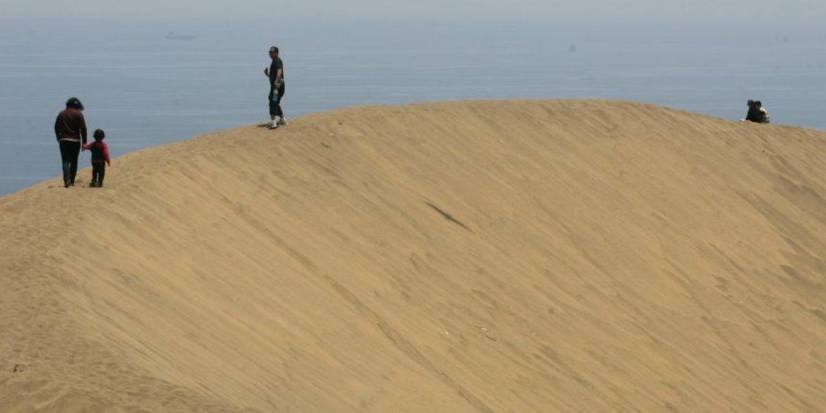 Adolescente fue encontrado muerto en playa de Ritoque