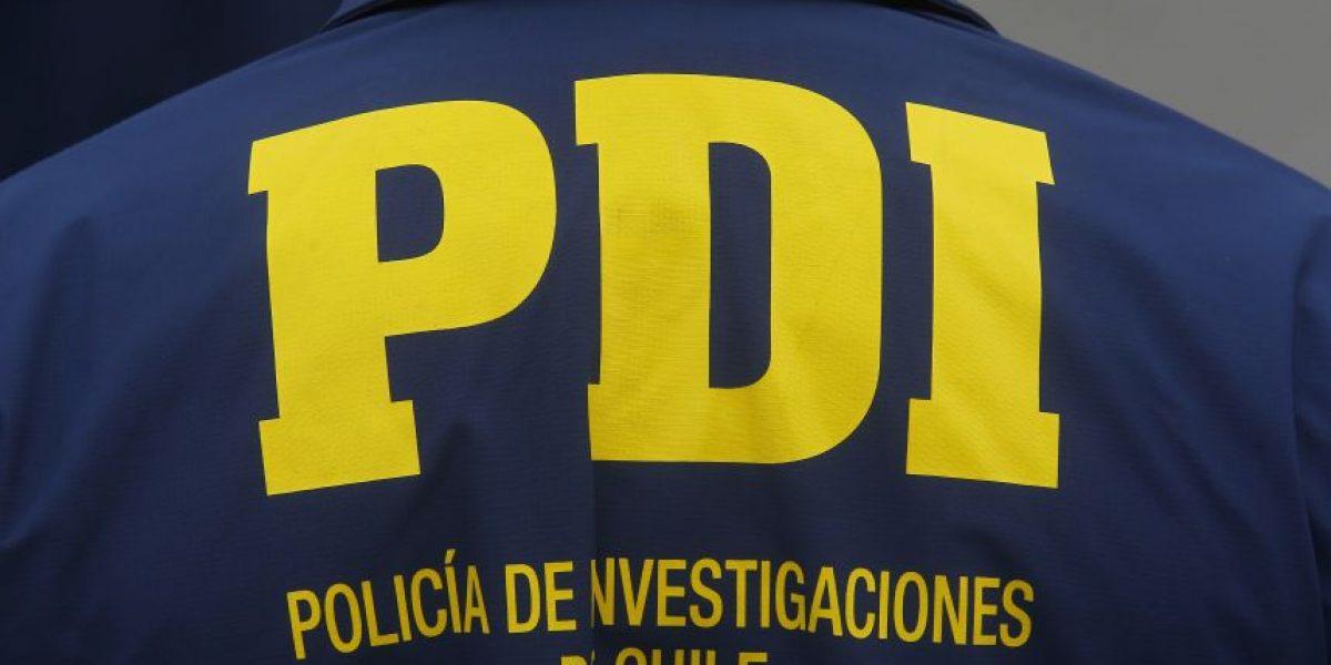 PDI de Valparaíso detuvo a sujeto que asaltó a turista argentina