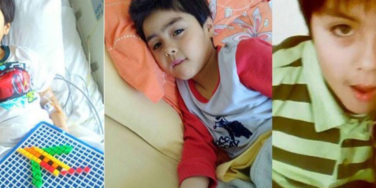Ignacio se mantiene estable tras recibir parte del hígado de su padre