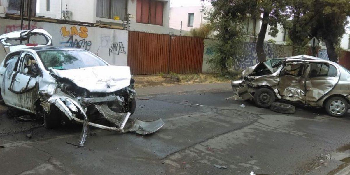 Joven que sacó sin permiso auto de sus padres causó fatal accidente