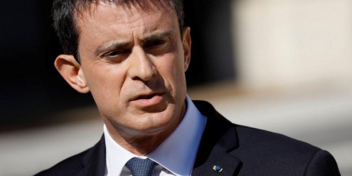 Primer ministro francés Manuel Valls anuncia su candidatura presidencial