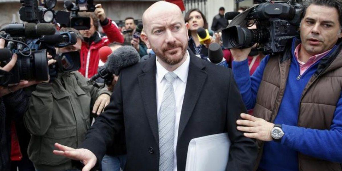 Corte dará a conocer la próxima semana dictamen por extradición de Rafael Garay