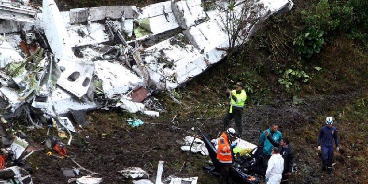 Sobreviviente de tragedia del Chapecoense asegura que nunca supieron que estaban en emergencia