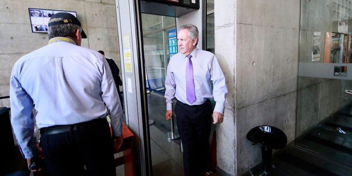 Pedro Sabat anuncia que postulará al Senado tras ser formalizado en caso Basura
