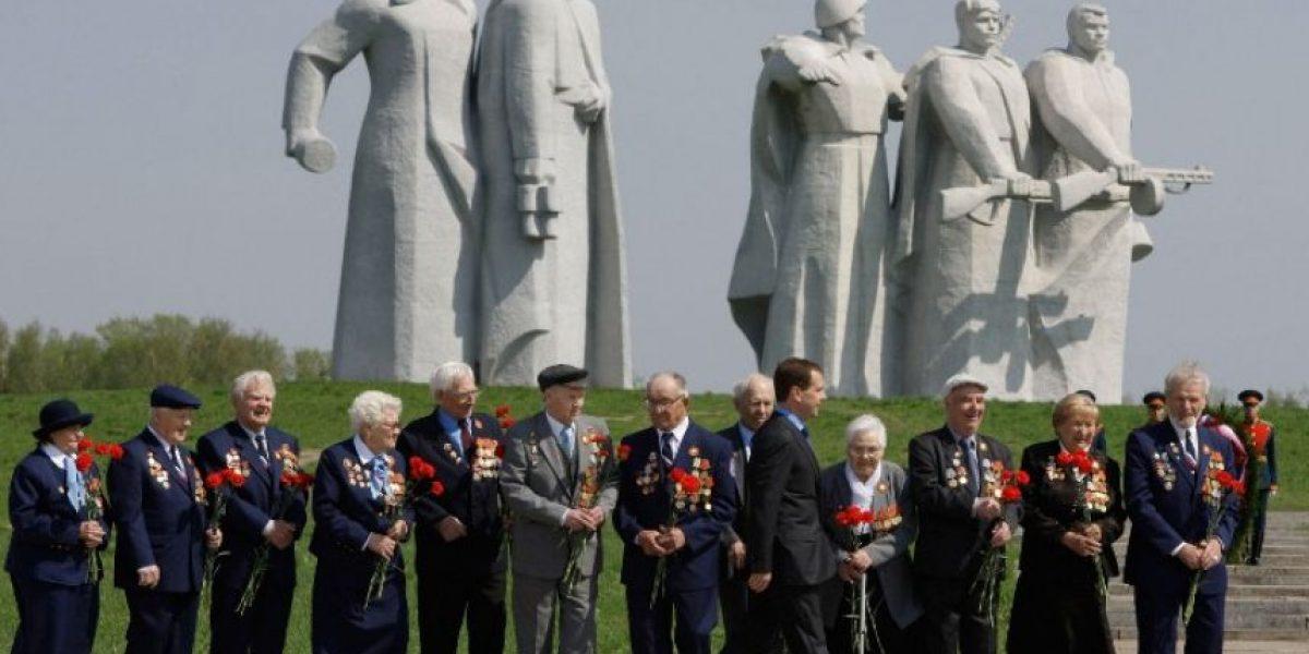 Los héroes del Ejército Rojo que al parecer la Unión Soviética inventó