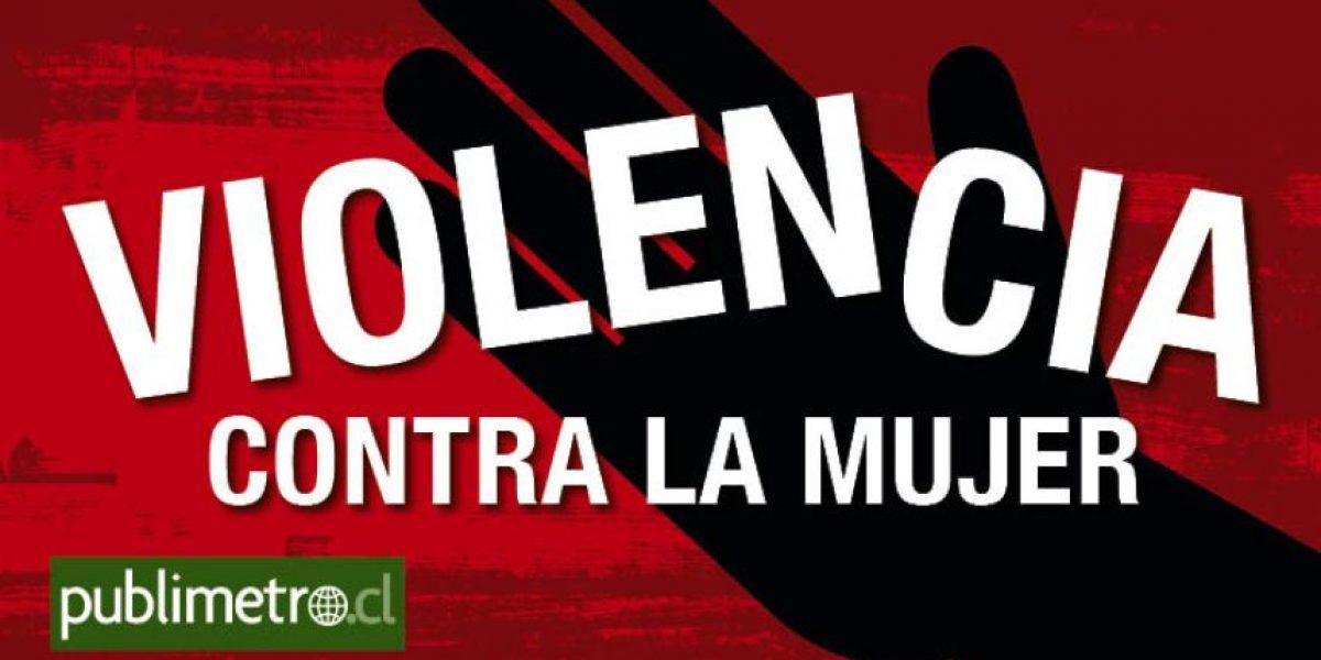 Infografía: violencia contra la mujer