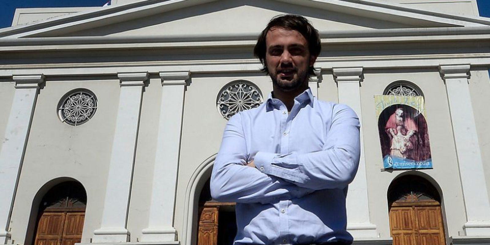 Jorge Sharp Foto:Agencia UNO. Imagen Por: