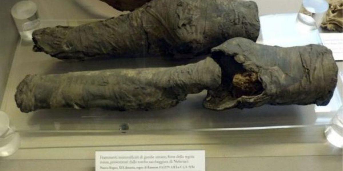 ¿A quién pertenecían estas piernas? Revelan el último misterio de Egipto tras 100 años de investigación