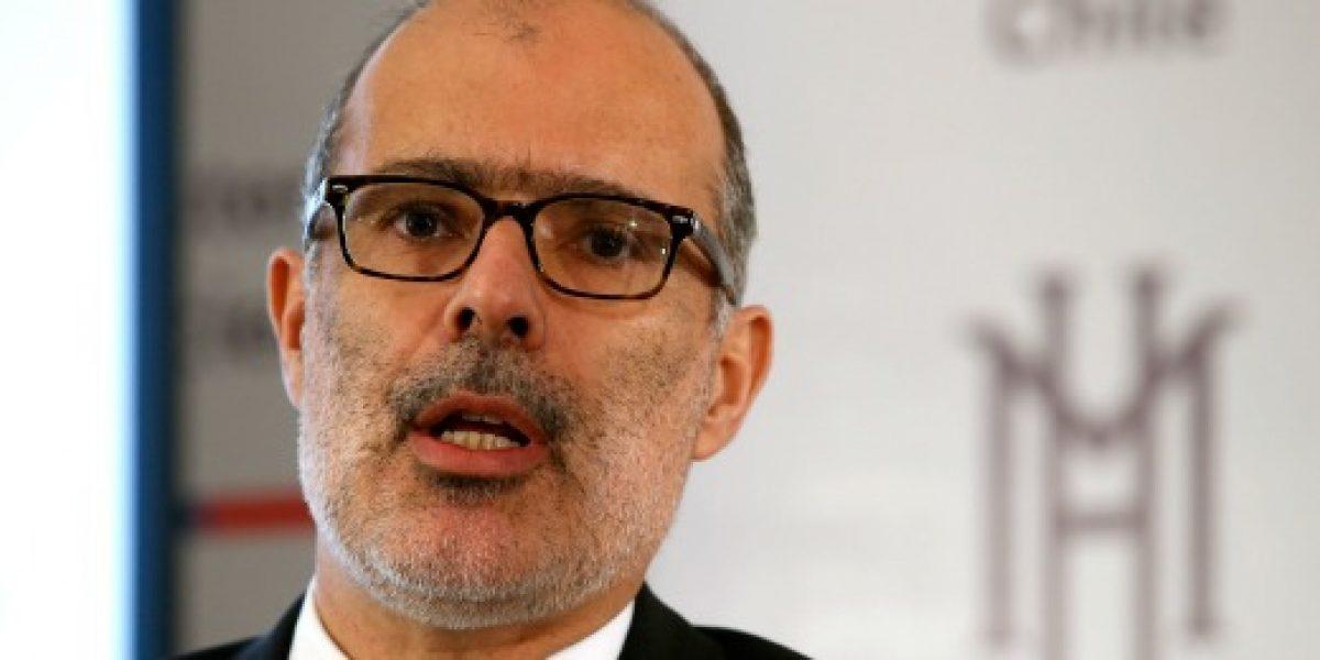 Ministro Valdés pidió a ministerios identificar y ejecutar cuanto antes inversiones de 2017