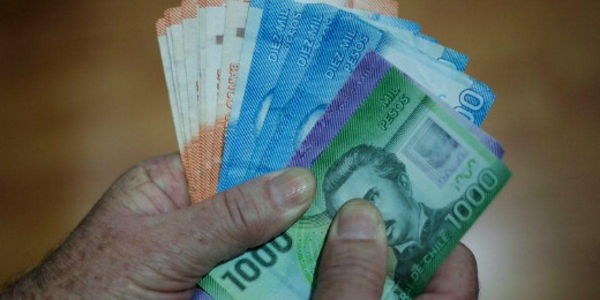 Índice de remuneraciones crece un 0,2% en octubre