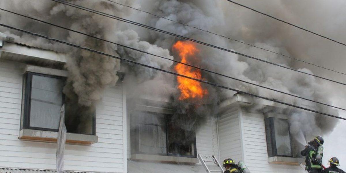 El 35% de los incendios en inmuebles ocurre por causa eléctrica