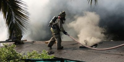 Lo más importante es tomar medidas preventivas. Foto:Bomberos de Chile. Imagen Por: