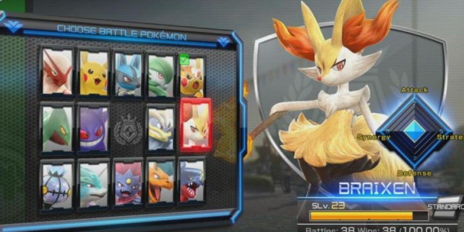 El videojuego está disponible solo para WiiU. Foto:Bandai Namco. Imagen Por: