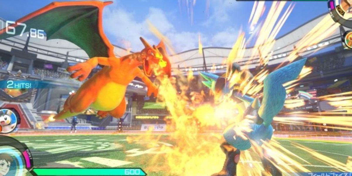 Pokémon al estilo Tekken