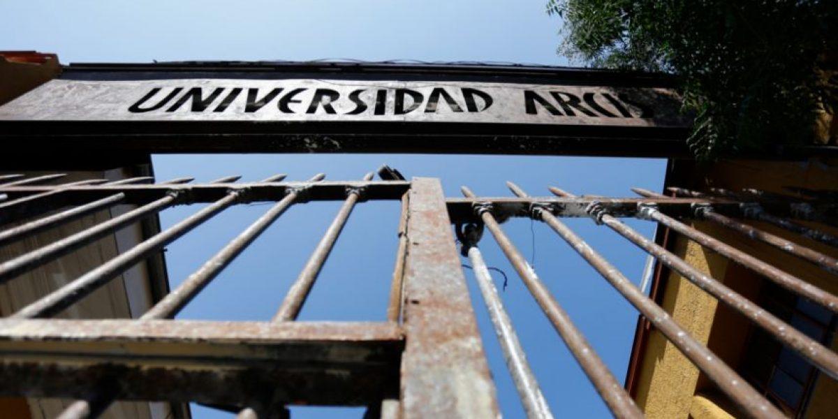 """Federación Estudiantes U. Arcis: """"Si no tenemos una reunión de aquí al viernes con la ministra pediremos su renuncia"""""""