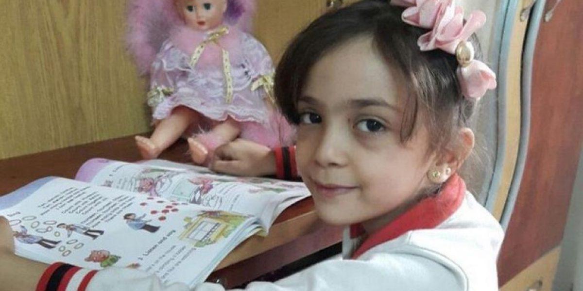 Bana: la niña siria que