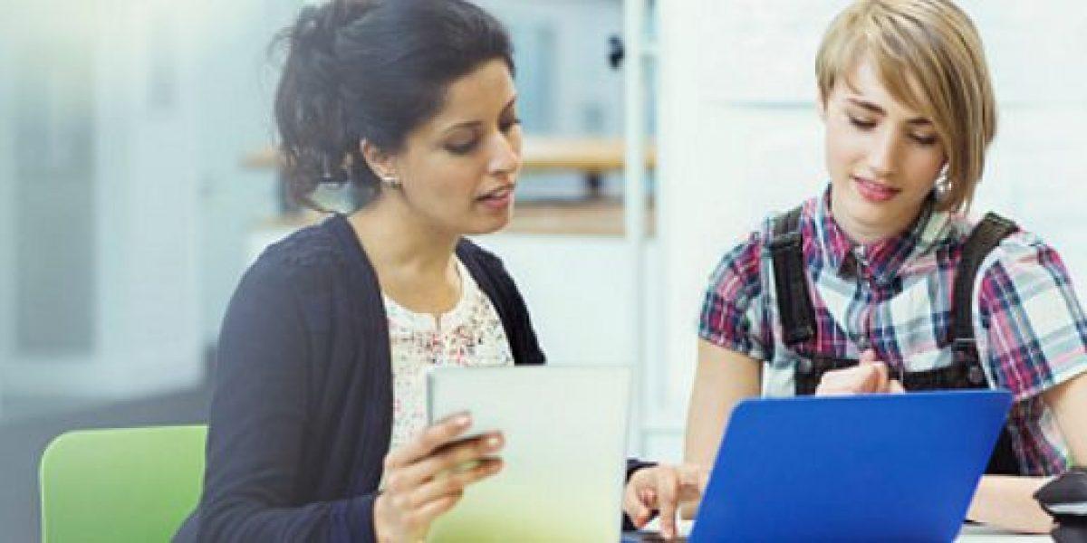El 58% de las empresas contrata a los practicantes