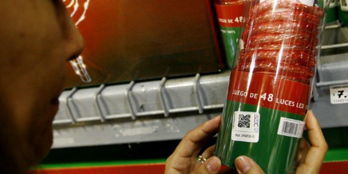 SEC detecta más de 500 mil juegos de luces navideñas sin certificación