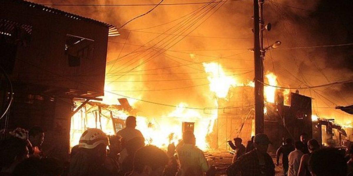 Cinco medidas para la prevención de riesgos en incendios por causa eléctrica