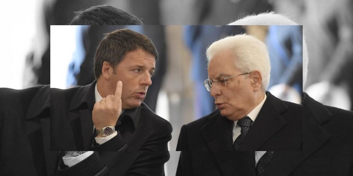Presidente italiano inicia este jueves la ronda de consultas para formar un nuevo gobierno