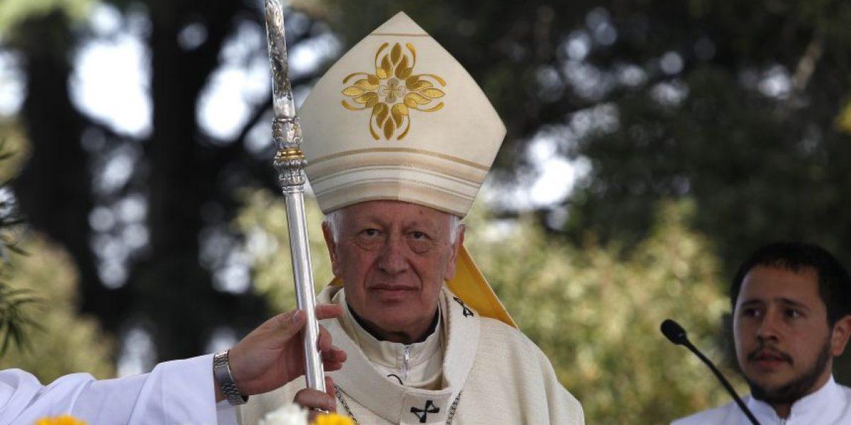 Cardenal Ezzati llama a confiar en los inmigrantes en ceremonia de la Inmaculada Concepción