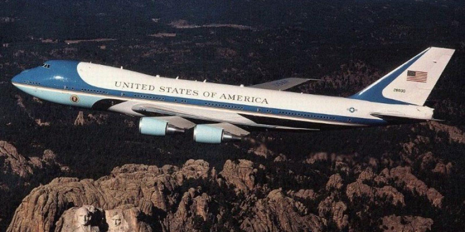 El actual Boeing 747-200 que funciona desde 1990 Foto:AFP. Imagen Por: