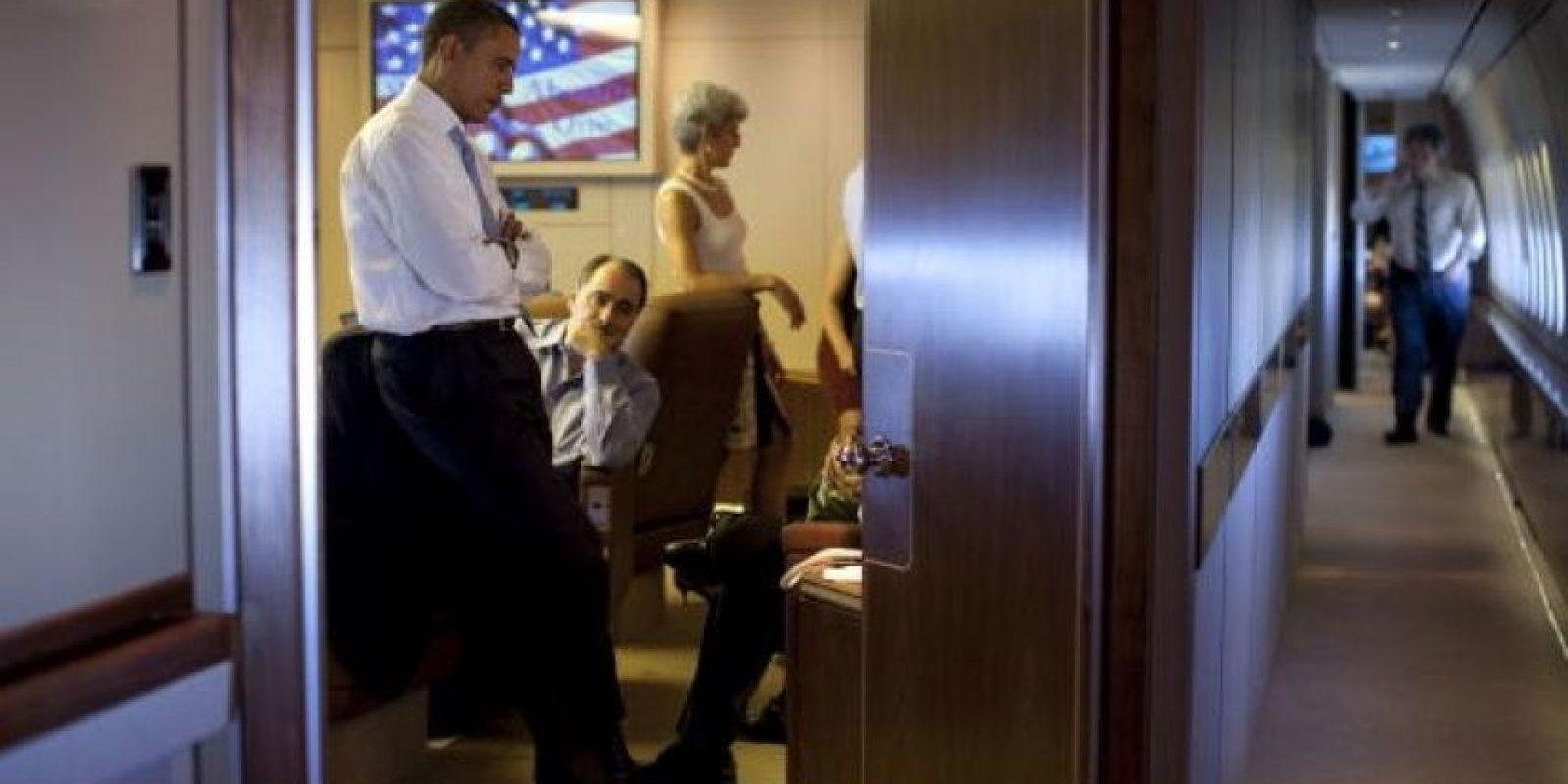 También cuenta con dos habitaciones, una para el presidente y otra para la primera dama Foto:GETTY. Imagen Por: