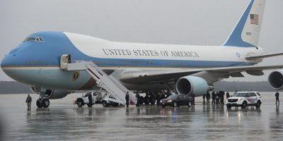 Dos Boeing 747-200 son compone la flota presidencial actualmente Foto:AFP. Imagen Por: