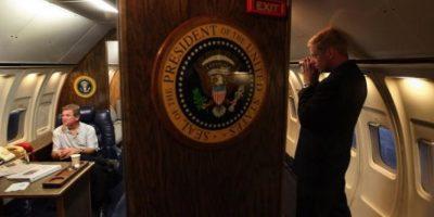 Hay dos zonas de oficinas para el personal de la presidencia y las FFAA Foto:GETTY. Imagen Por: