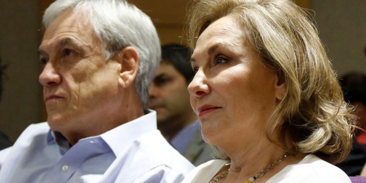 Cecilia Morel e hijos de Sebastián Piñera declararían como testigos en caso Exalmar